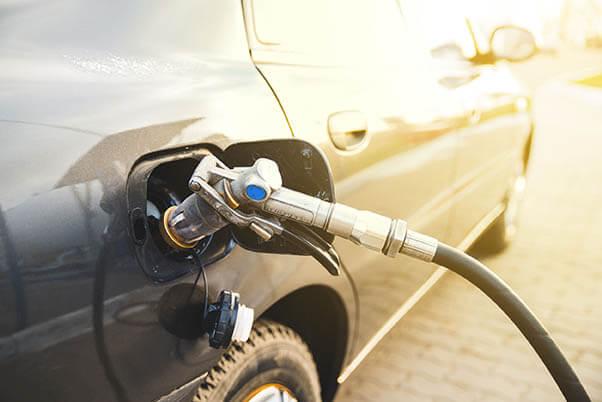 Przegląd samochodu zasilanego LPG